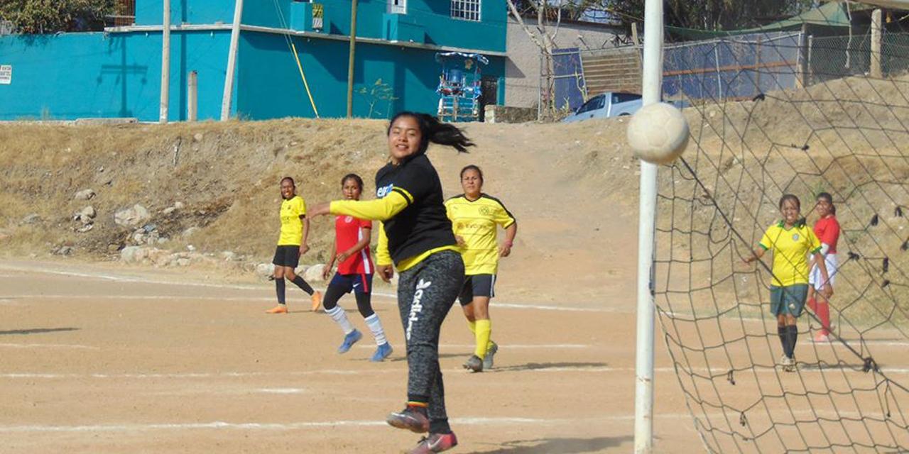 Supergoals sorprenden a Unión en Liga Cielo   El Imparcial de Oaxaca