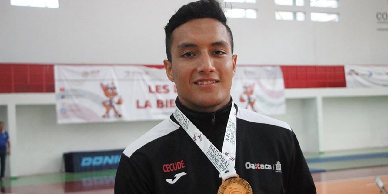 Multicampeón oaxaqueño de judo ansioso por regresar a entrenar   El Imparcial de Oaxaca