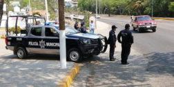 Santa María Colotepec cierra entradas y salidas