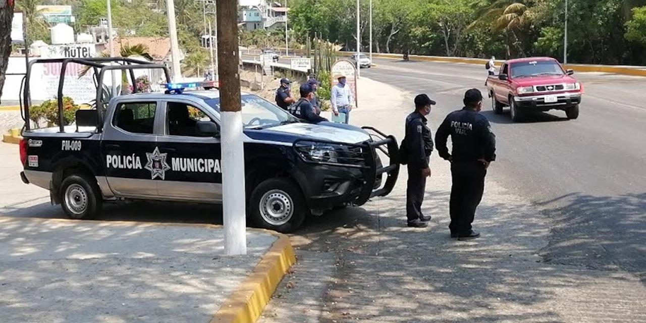 Santa María Colotepec cierra entradas y salidas | El Imparcial de Oaxaca