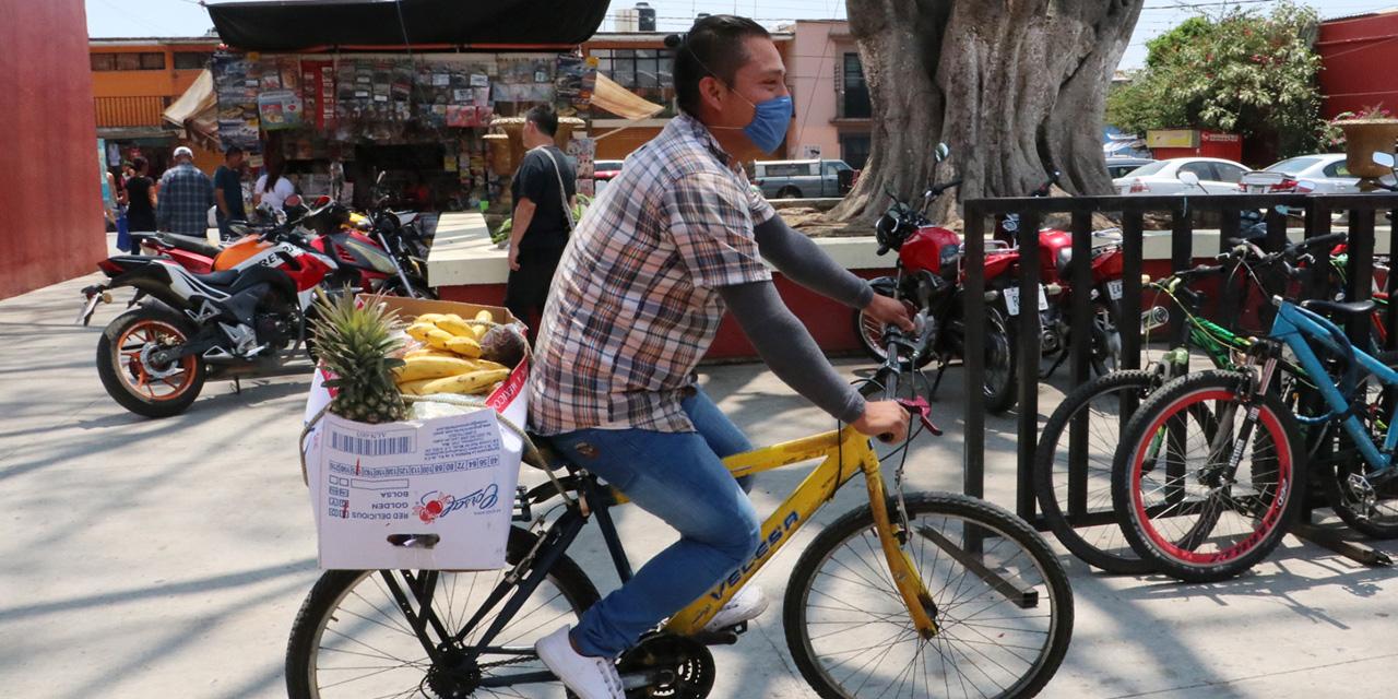 Envíos a domicilio, una oportunidad de empleo en la contingencia | El Imparcial de Oaxaca