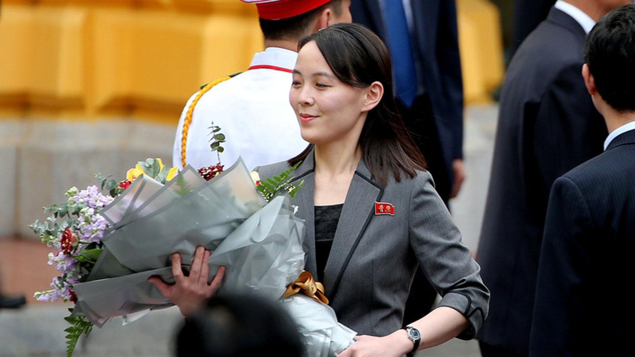 Quién es Kim Yo-Jong, la mujer en la línea de sucesión de Kim Jong-Un   El Imparcial de Oaxaca