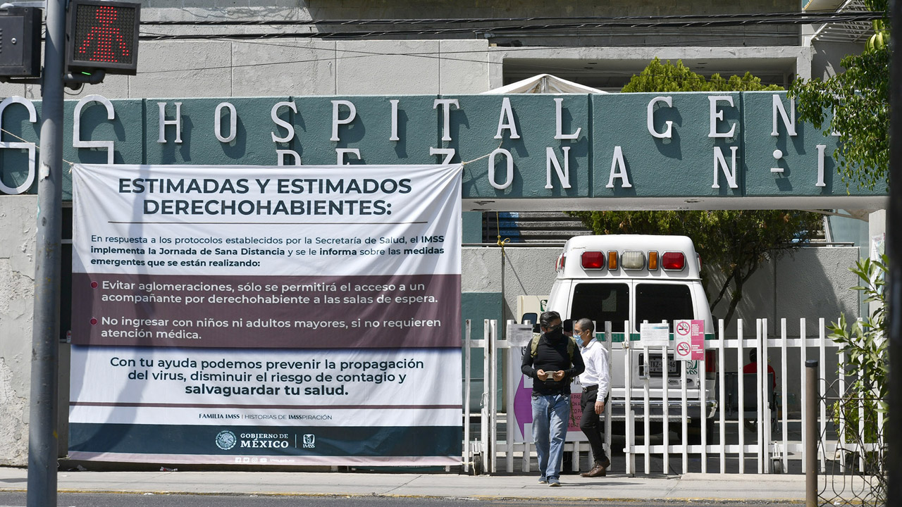 Batalla IMSS de Oaxaca para adquirir gafas de protección | El Imparcial de Oaxaca