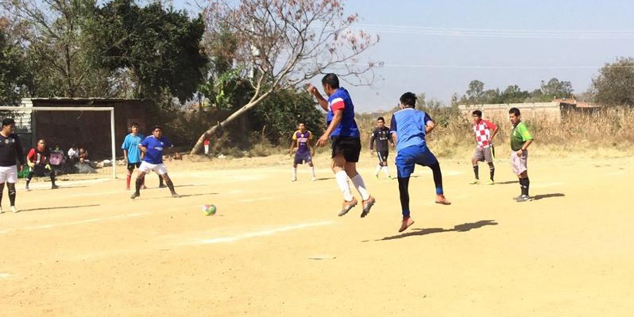 Inter le pega al campeón Relámpamigos en Liga Cielo de Futbol 7 | El Imparcial de Oaxaca