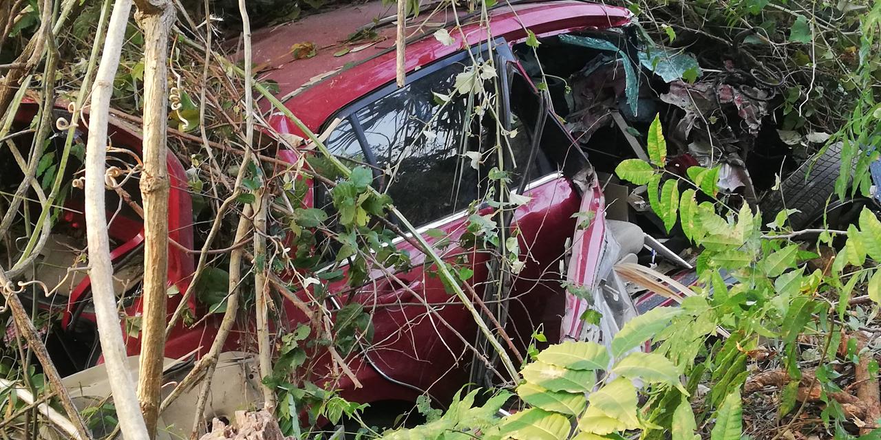 Identifican a víctimas de brutal accidente en Matías Romero | El Imparcial de Oaxaca
