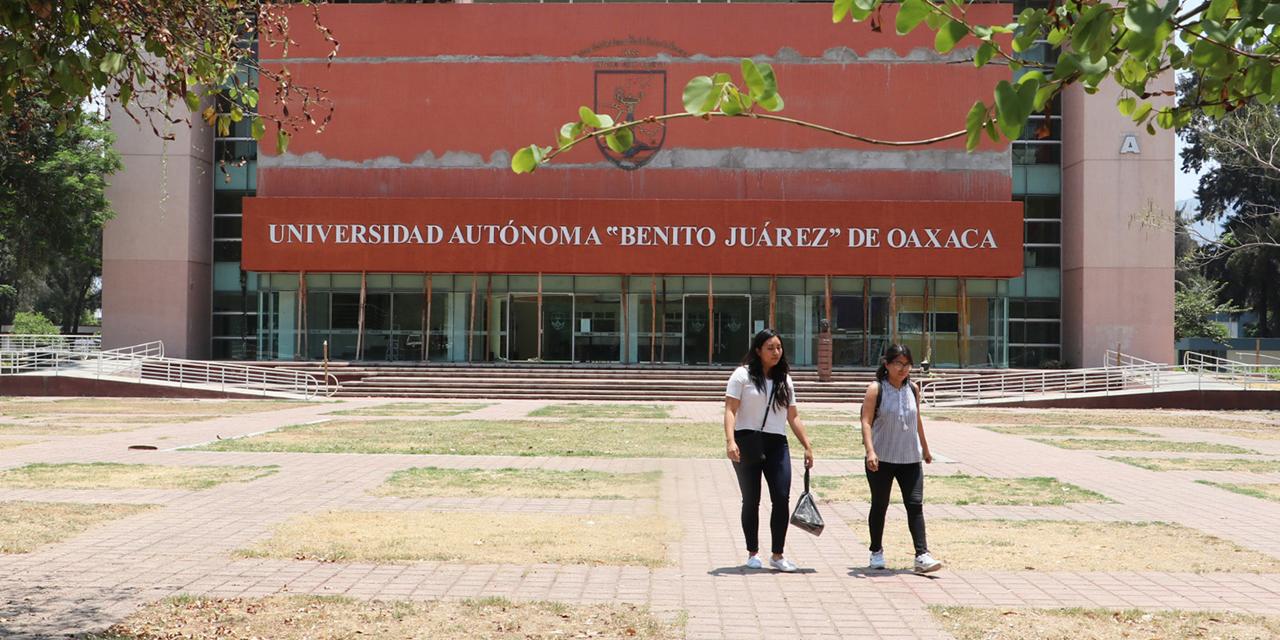 UABJO no descarta el regreso a clases | El Imparcial de Oaxaca