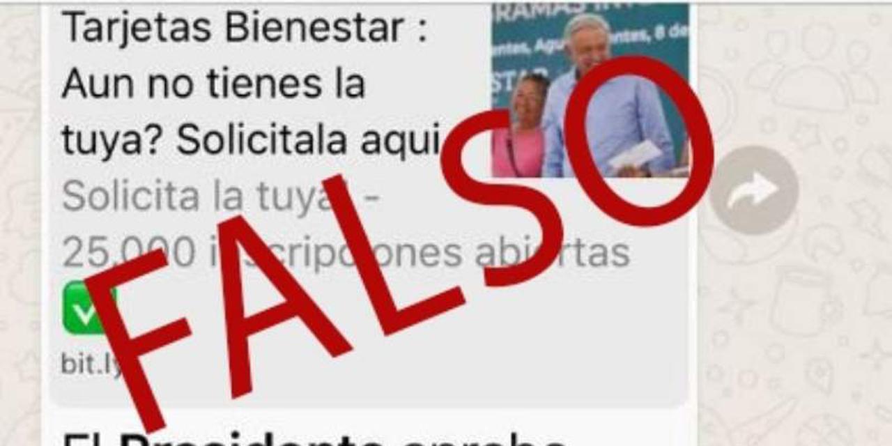 Alertan sobre páginas falsas para apoyos en la Mixteca | El Imparcial de Oaxaca