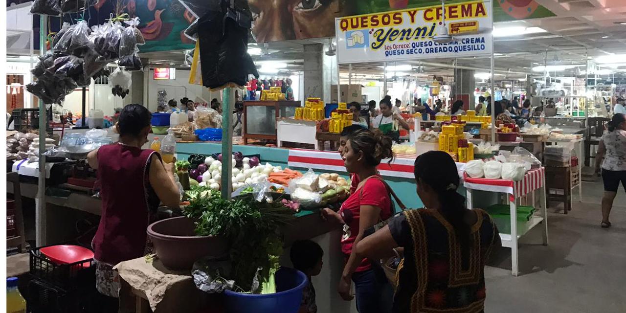 Aplicarán nuevas medidas preventivas en mercado de Juchitán | El Imparcial de Oaxaca