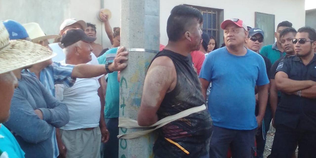 Linchan a presunto asaltante en Chicapa de Castro   El Imparcial de Oaxaca