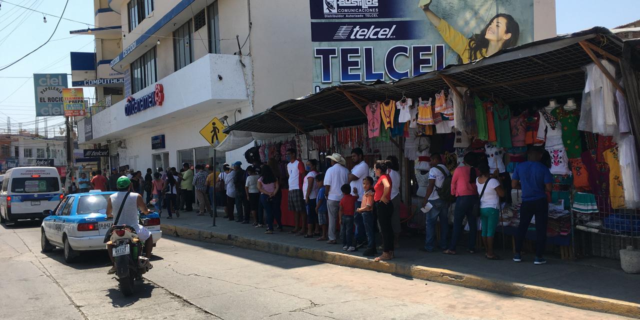 Algunos comercios no implementan medidas sanitarias en Pinotepa Nacional | El Imparcial de Oaxaca