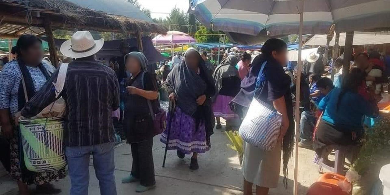 No paran los días de plaza en la Mixteca   El Imparcial de Oaxaca
