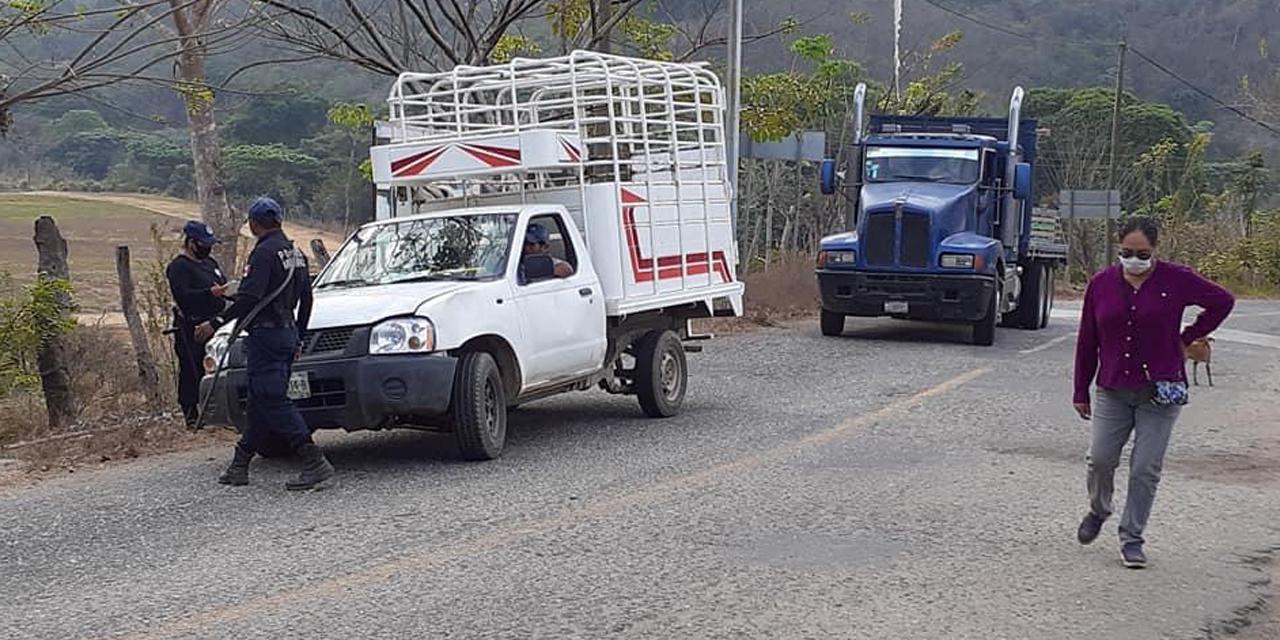 Toque de queda en Cacahuatepec por Covid-19   El Imparcial de Oaxaca