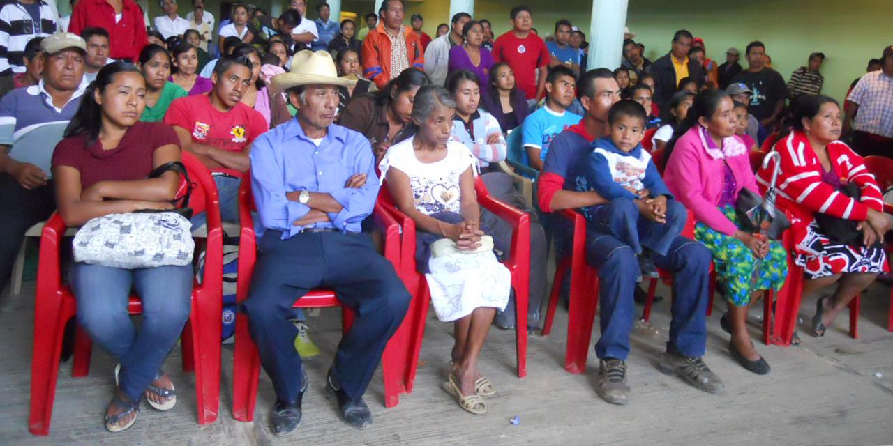 En Chilchotla piden instalar filtros sanitarios por Covid-19 | El Imparcial de Oaxaca