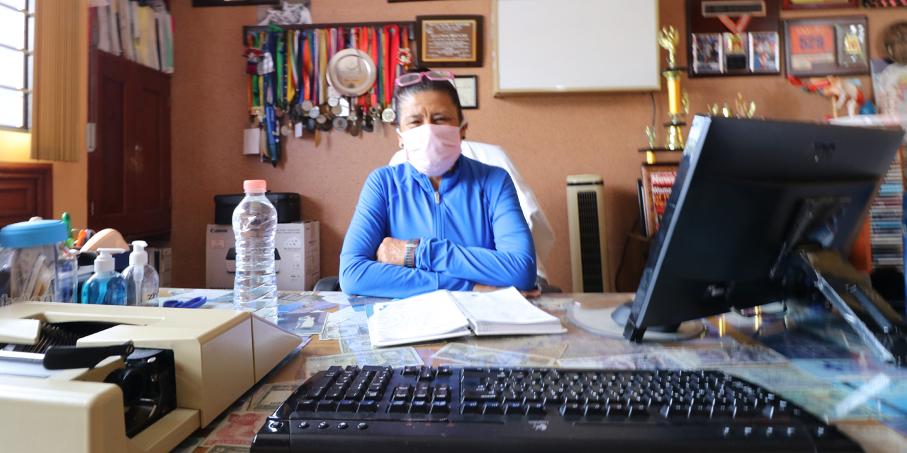 Amelia García pide precaución para deportistas en casa | El Imparcial de Oaxaca