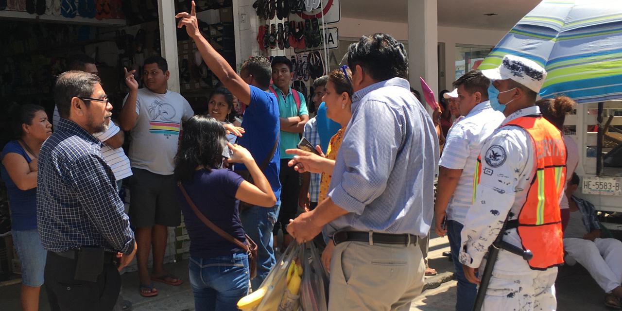 Realizan campaña de concientización de Covid-19 en Pinotepa Nacional | El Imparcial de Oaxaca