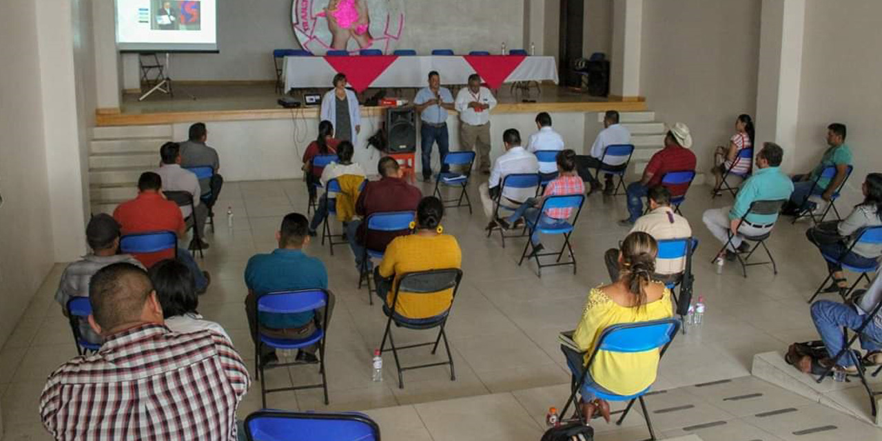 Autoridades de Putla piden esfuerzos para controlar Covid-19 | El Imparcial de Oaxaca