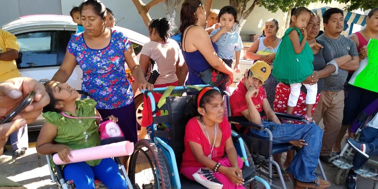 Niños con discapacidad olvidados por autoridades ante pandemia | El Imparcial de Oaxaca