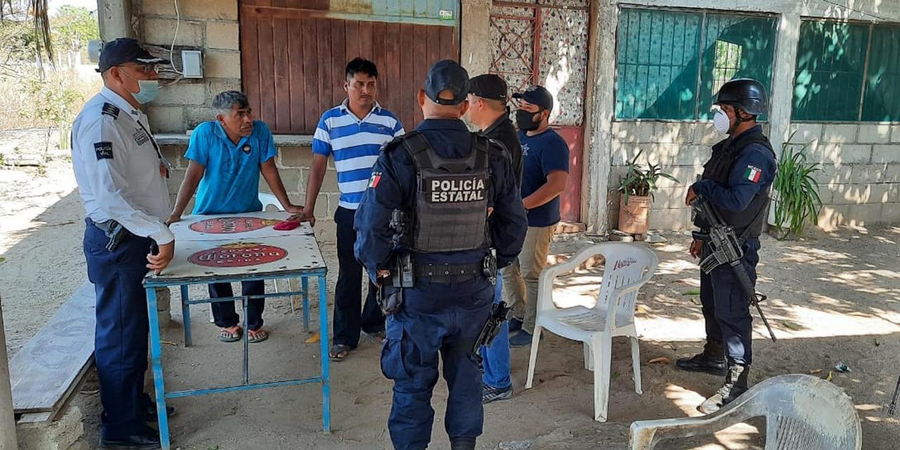 Realizan operativo sanitario en bares y cantinas de Tehuantepec | El Imparcial de Oaxaca