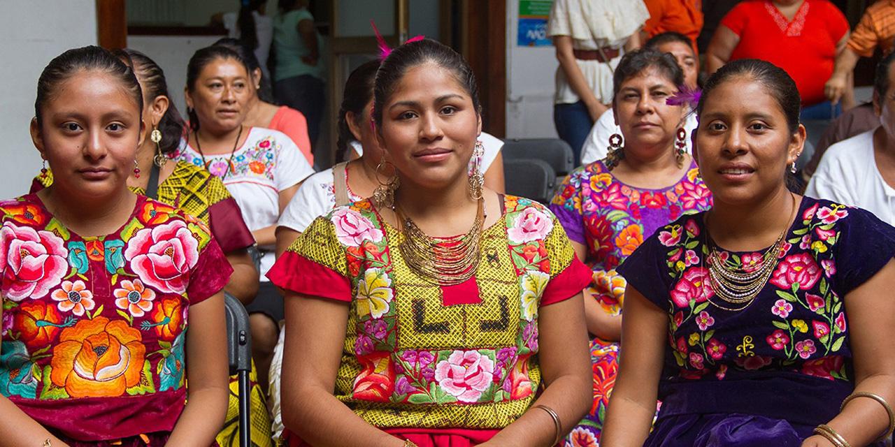 Llevan mensaje de prevención a la lengua zapoteca | El Imparcial de Oaxaca