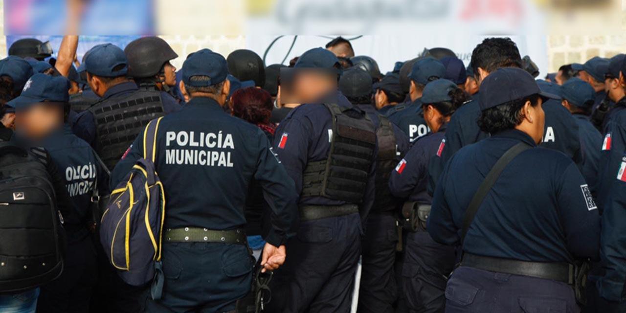 Van nueve policías diagnosticados con Covid-19 | El Imparcial de Oaxaca