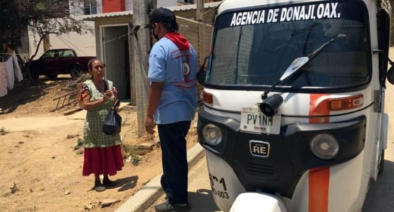 Reparten comida en la zona norte de la capital de Oaxaca   El Imparcial de Oaxaca
