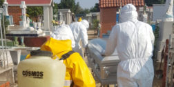 "Podrán sepultar o cremar a víctimas de coronavirus en Tuxtepec; crearían ""fosa Covid"""
