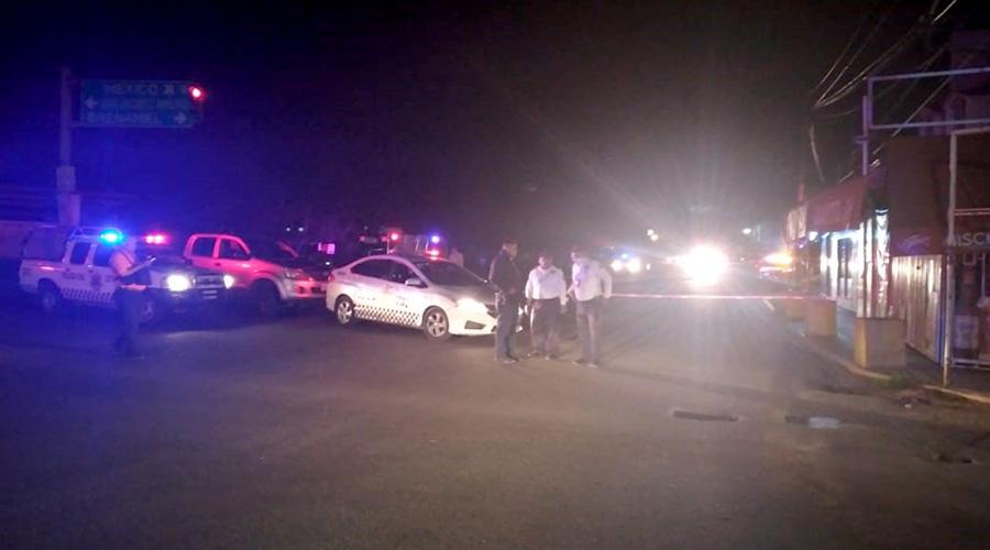 Asaltan gasolinera y tras persecución matan a policía en San Jacinto | El Imparcial de Oaxaca