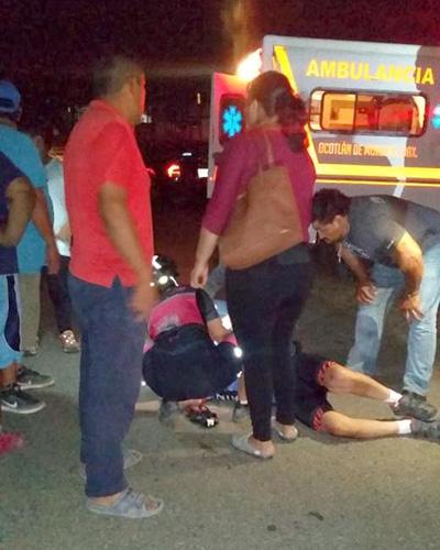 Lo atropellan en Tocuela, Ocotlán | El Imparcial de Oaxaca