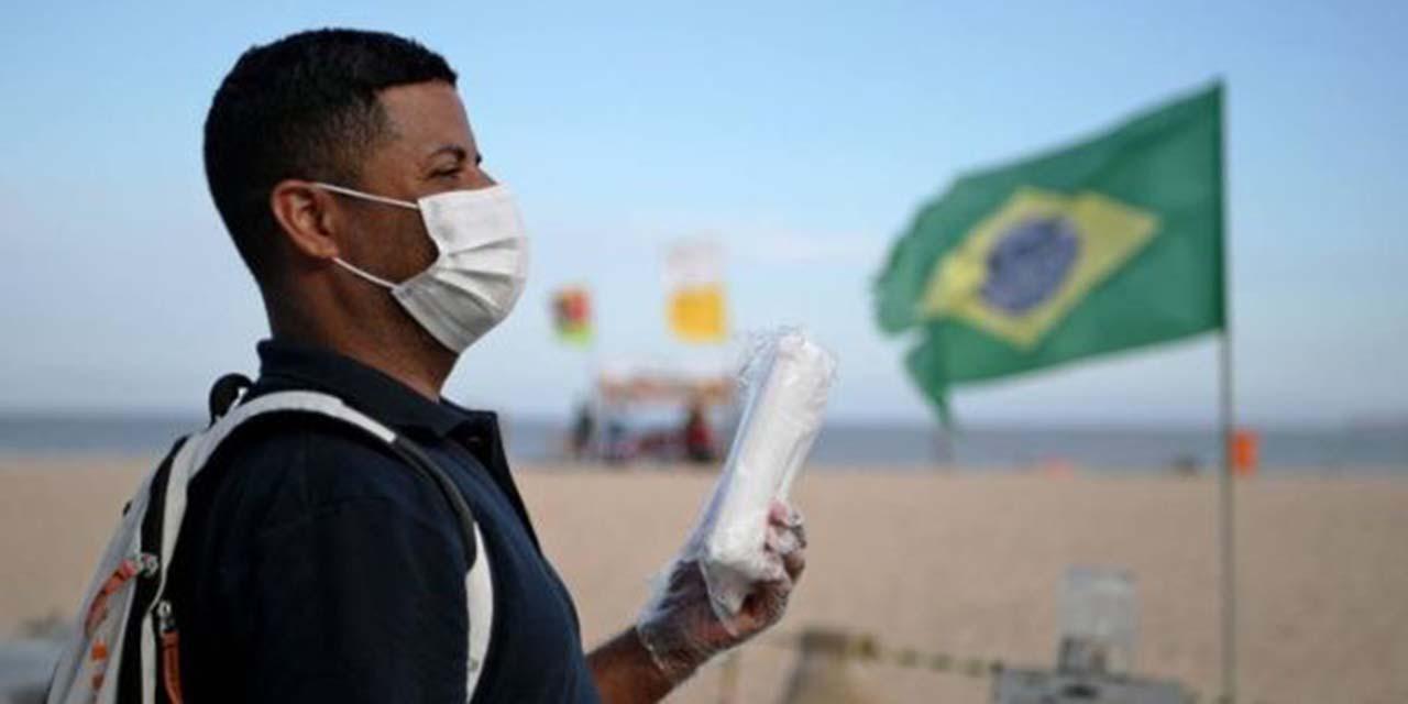 Brasil sobrepasa los 10 mil contagios, aumenta tasa de letalidad   El Imparcial de Oaxaca