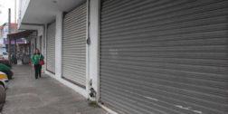 Cierran negocios no esenciales en Salina Cruz por contingencia