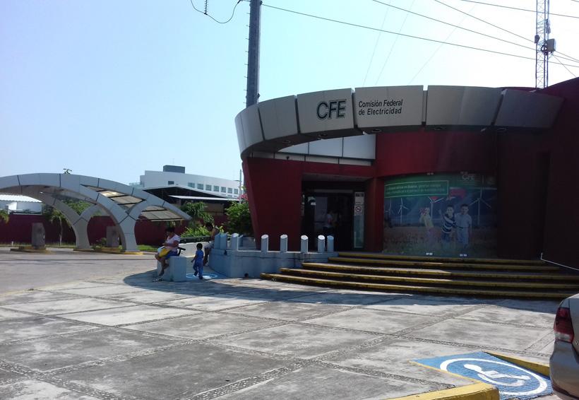 Desmiente CFE aumento a tarifa   El Imparcial de Oaxaca
