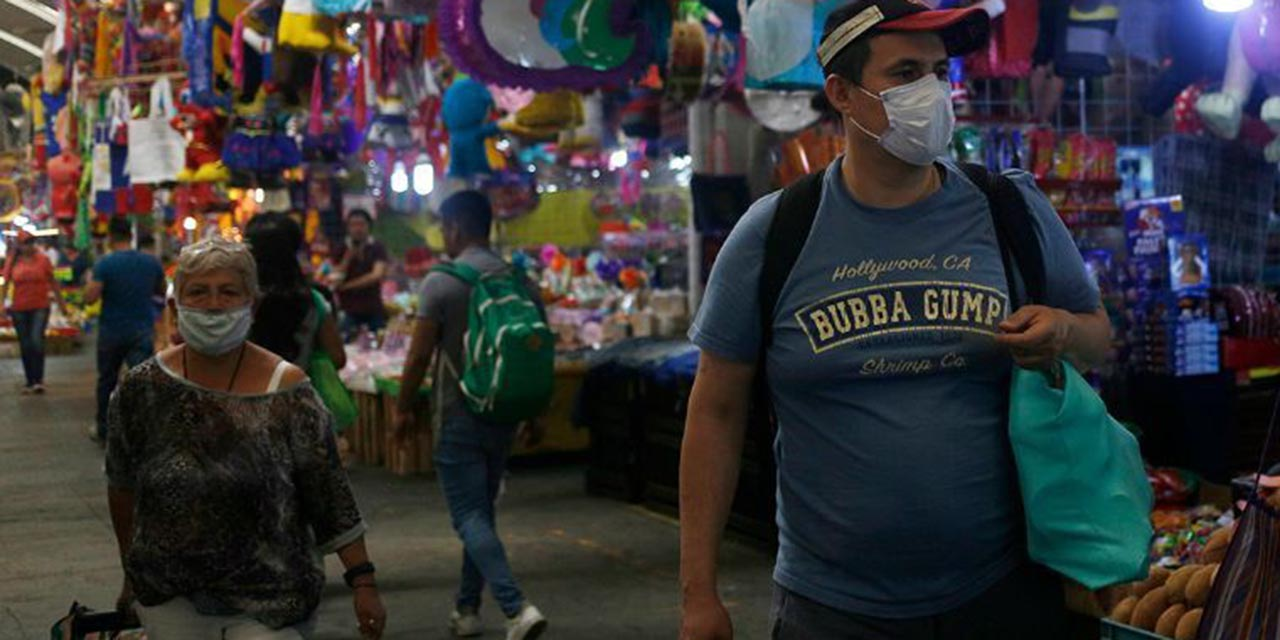 Fallece una persona más por COVID-19 en Nuevo León   El Imparcial de Oaxaca