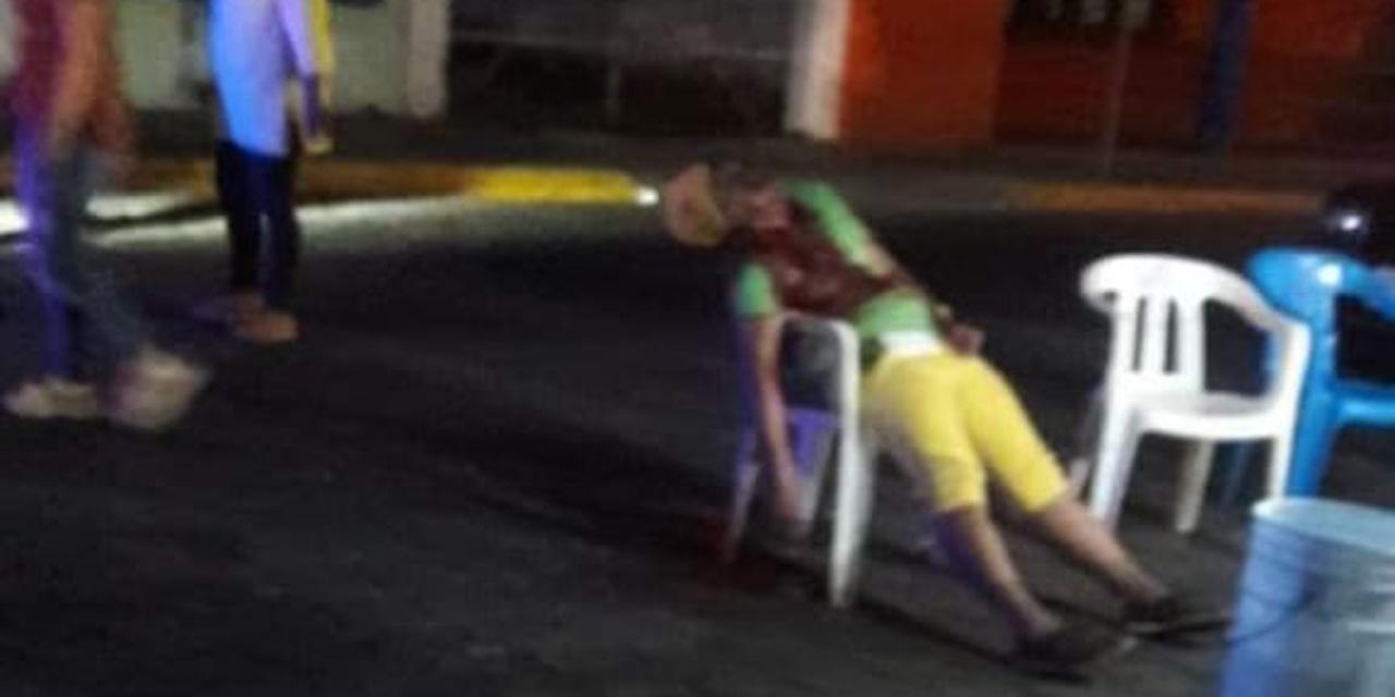 Masacrado en el parque en centro de Tuxtepec | El Imparcial de Oaxaca