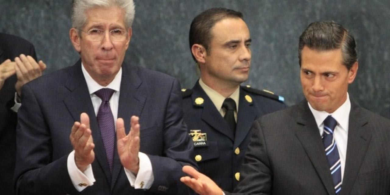Muere Gerardo Ruiz Esparza, exsecretario de Comunicaciones y Transportes | El Imparcial de Oaxaca