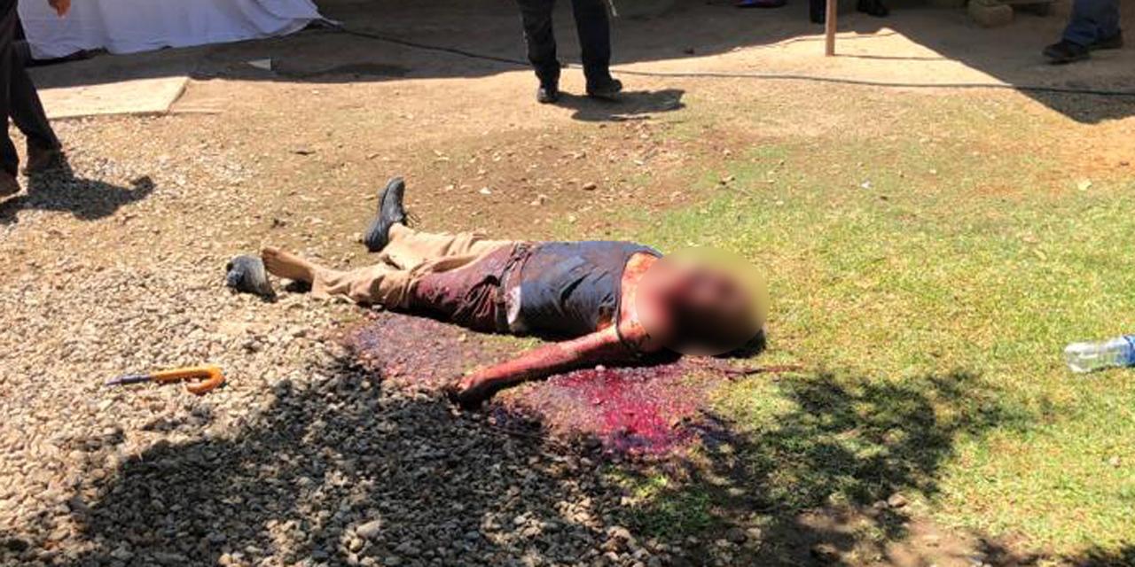 Registran 13 asesinatos en Oaxaca del primero al 6 de abril   El Imparcial de Oaxaca