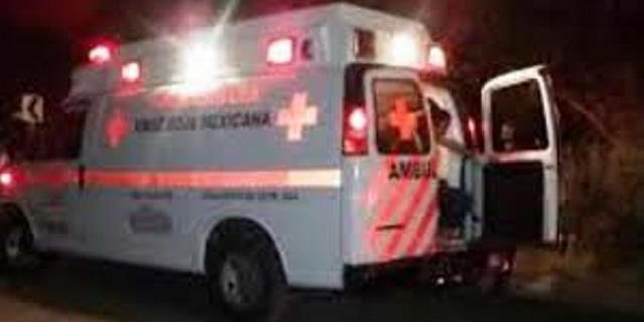 Aparatoso accidente de motociclista ebrio en Huajuapan | El Imparcial de Oaxaca