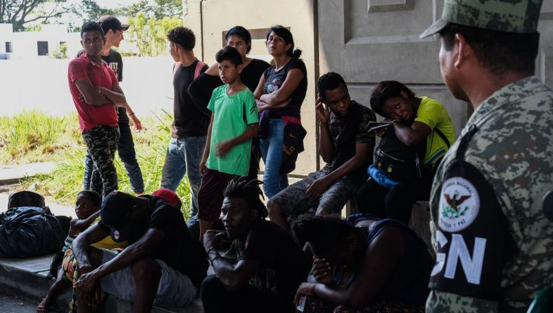 Ordenan liberar a migrantes detenidos en México por contingencia sanitaria | El Imparcial de Oaxaca