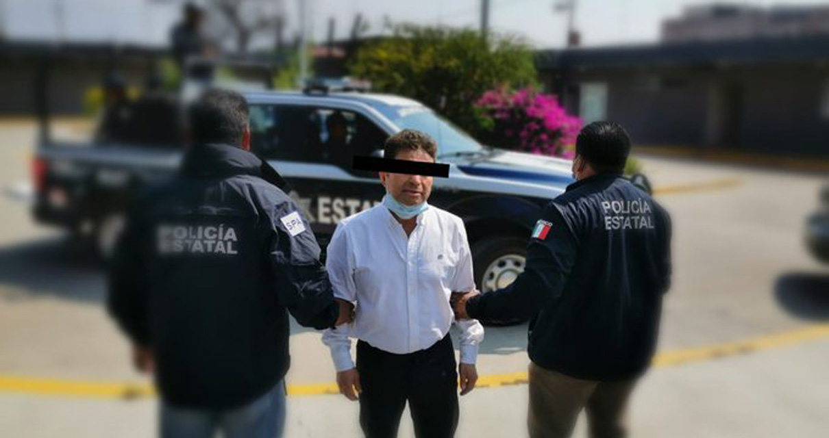 Detienen a Vera Carrizal, presunto autor intelectual de ataque con ácido a saxofonista | El Imparcial de Oaxaca
