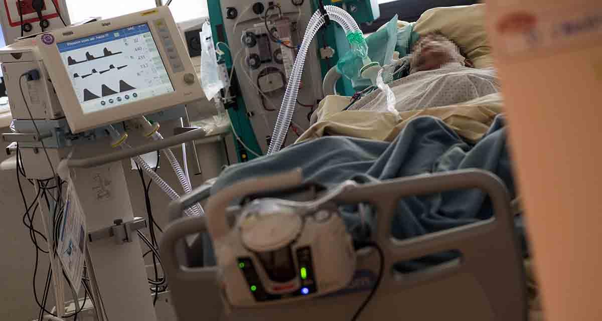 Video: Paciente con Covid-19 se escapa de hospital y regresa tras sentirse peor   El Imparcial de Oaxaca
