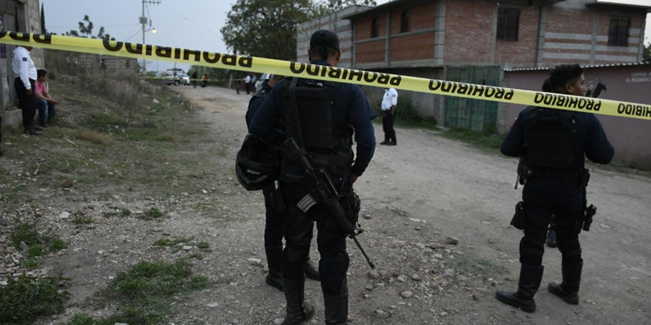 Homicidios en Oaxaca desbordados durante cuarentena | El Imparcial de Oaxaca