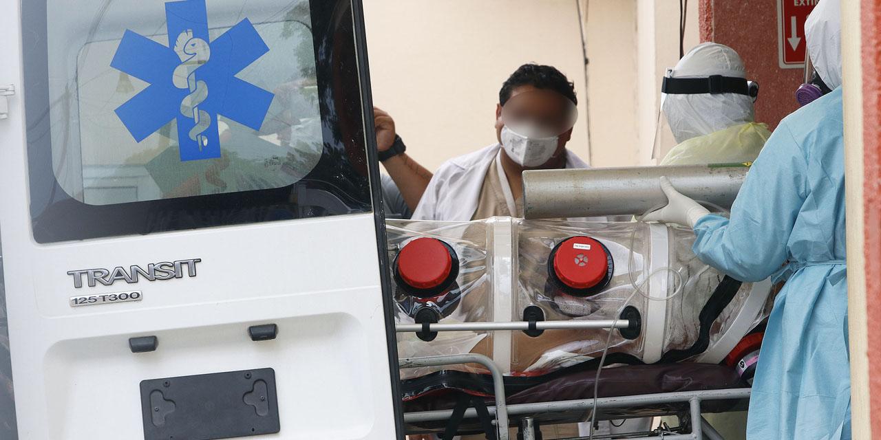 Hay muertos por Covid-19 en 42 municipios de Oaxaca | El Imparcial de Oaxaca