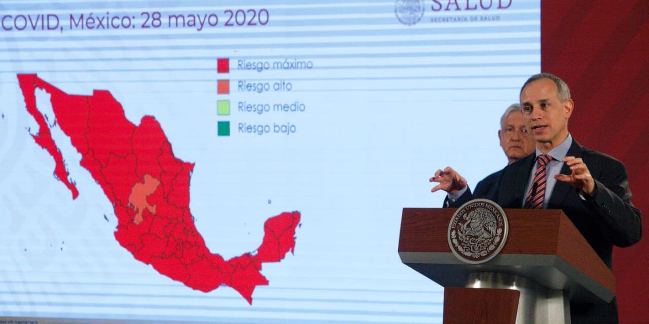 Oaxaca en semáforo rojo por Covid-19   El Imparcial de Oaxaca