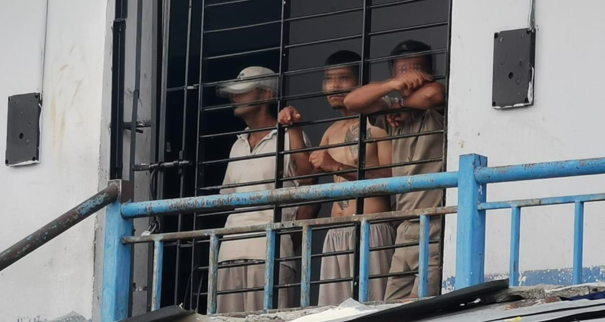 Liberarán a casi mil presos de cárceles durante emergencia sanitaria | El Imparcial de Oaxaca