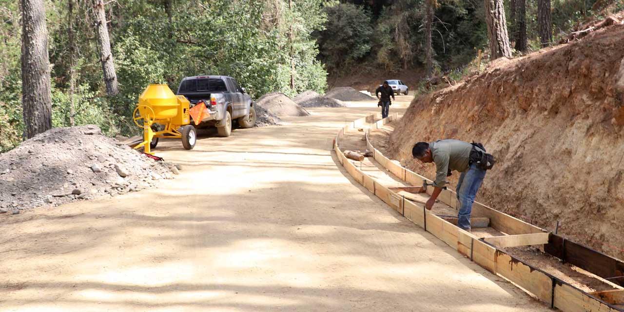 Covid-19 frena obras en caminos rurales de Oaxaca | El Imparcial de Oaxaca