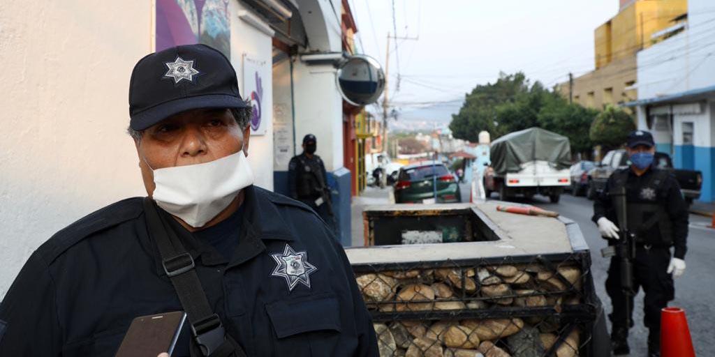 Ordenan arresto de vocera de policías municipales de Oaxaca de Juárez | El Imparcial de Oaxaca