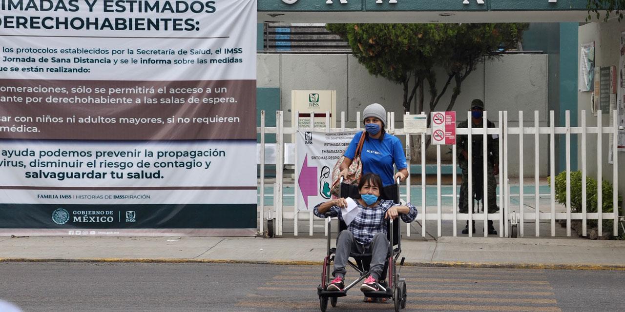 Oaxaca gasta 2 mmdp de más y tiene un sistema de salud débil | El Imparcial de Oaxaca