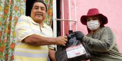 Acusan proselitismo durante pandemia en Tehuantepec