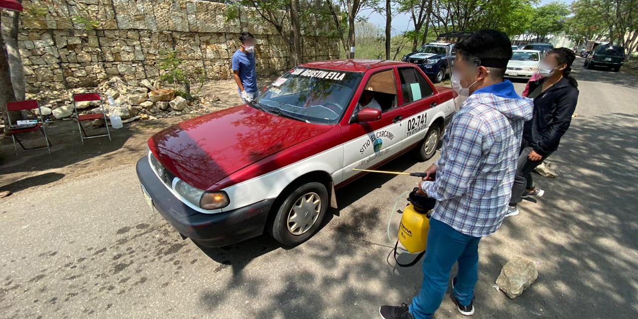 Blindan accesos en San Agustín Etla por Covid-19   El Imparcial de Oaxaca