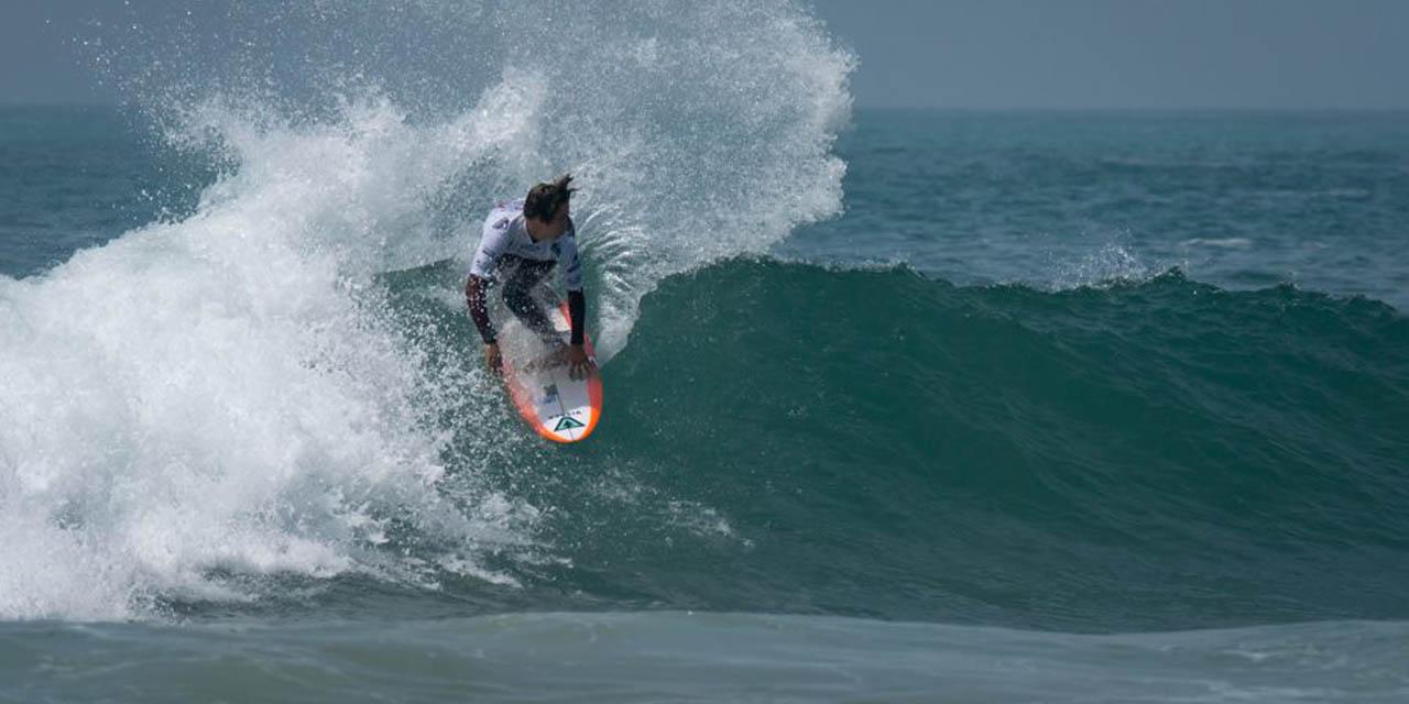 Jhony Corzo; revolucionando el surf mexicano | El Imparcial de Oaxaca