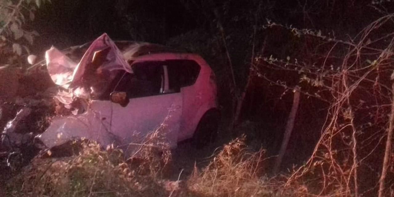 Mujer muere en accidente vial en Salina Cruz | El Imparcial de Oaxaca
